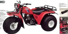 Honda Atc Oem Parts Montreal honda parts montreal